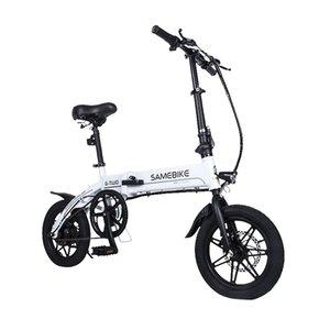 14 인치 Ebike YINYU14 36V 250W 고속 접는 전기 자전거 알루미늄 합금 전기 자전거 도매