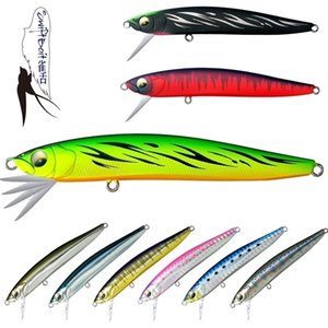 SFT 2019 New Swing System Swing AR-C Suspender Minnow Bait 90SP Jerkbait Wobblers Forest Fishing For for Bass Trout Seabass Zander Y200829