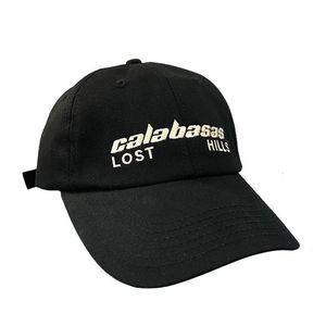 18SS CALABASAS SEASON 5 Logo Embroidery Hat Cap Kanye Fashion Street Travel Sunhat Fishing Casual Sun Hat Outdoor Sports Hats HFYMMZ013