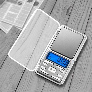 Bilance da tasca digitale Bilancia da cucina portatile Bilancia da cucina Mini Cooking Bilancia Digitale Grams Grams Precisione 0.01g Capacità 500g My-INF0639