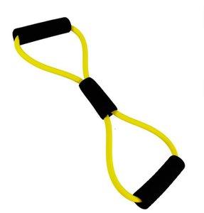 8 Personnage Tirage de la poitrine Open Opond Oponders Yoga Etre stretch Rope Hommes et Femme Femme Equipment Fabricants GWE4438
