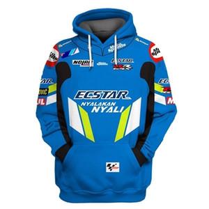 Habillage de moto Habillage Moto Racing Moto Sweat à capuche Vestes Vestes Hommes Cross Jersey Sweatshirts Manteau Vêtements coupe-vent Conduite 201216