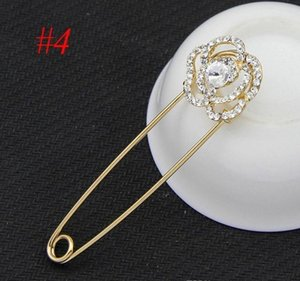 Clips Brooches Alloy Up Crystal Hats Jewelry Fashion Girl For Pin Rhinestones Jewelry Brooch Suit Gift Women Pins Pins sqcxc luckyhat
