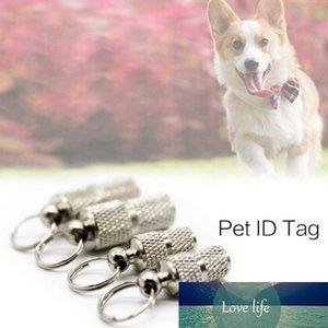 1pcs Dog Pet ID Tags Pendant Cat Pet Identification Tag Pendant Metal Anti Lost Tag Dog Accessories Pet Supplies Fast Shipping