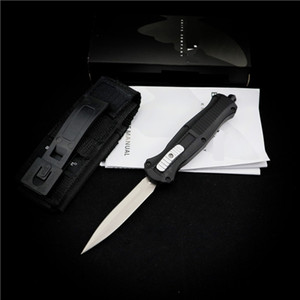 Bench Mini 3300 infield Out the Front Automatic Knife 3310 Pocket Cuchillo Doble acción Auto Táctico Supervivencia Cuchillo UT85 PROT ZT 0456 UT88