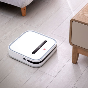 Xiaomi Youpin SWDK Wireless Smart Sweeping Robot Remote Control Visual Navigation Smart Sweeping Machine Y1201