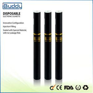 Authentic iBuddy BUD DS80 Disposable Starter kit 170mAh Battery Empty 2.0ml Cartridge Vaporize E Cigarette Budtank Vape Pen 100% Original