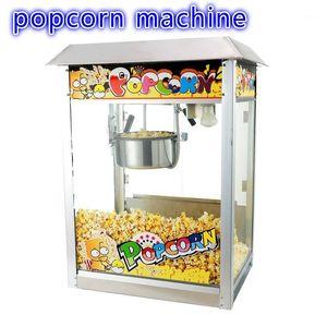 Tam otomatik patlamış mısır makinesi ticari patlamış mısır pot Amerikan küre makinesi yapışkan pirinç1