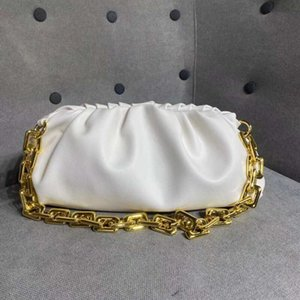 2020 Luxo Novo Designer Fashion Bags Cloud-Like Bolsa de Bolsa Couro Cruz Cruz Bolsas Bolsas Bolsas Bolsas Bolsas de Ombro da Chain