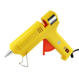 Hot Melt Glue Gun 110-240V Heater Hot Melt Glue Gun Nuzzle Diameter 11mm Craft Repair Tool Electric Heat Temperature Tool1