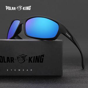 Polarking Brand Design New Polarized Sunglasses Men Flexible TPEE Material Male Eyewear Sun Glasses Travel Fishing Oculos