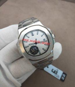 Mechanische Fabrik 18 Uhren Stile Mens U1 Luxus 5711 5711A Sport Saphir graviert 40mm Automatikwerk Designer Wirstwatches 57 NXJQ