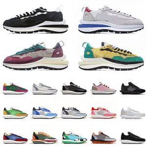 ldv waffle vaporwaffle daybreak blazer shoes 2021 New LDV Waffle Vaporwaffle Daybreak Running Sport Shoes Uomo Donna Fashion Sneakers Chunky Dunky Green Gusto Trainers