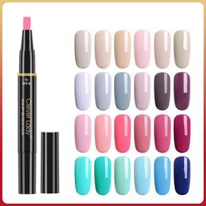 مجموعة كاملة خطوة واحدة led uv gel مسمار البولندية الألوان عدة مسمار البولندية uv gel