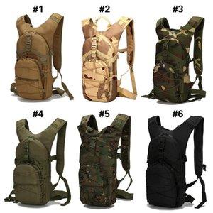 Mochila Prático Durável 800D High Density Oxford Cloth 15L Camping Bag Campo Survival Piquenique Tactical