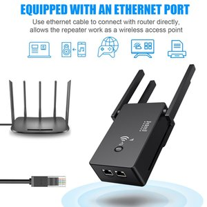 2.4G CPE Router 1200Mbps CAT4 LTE Routers 4g Router With Sim Slot 3G 4G WiFi Router For IP Camera Outside WiFi Coverage
