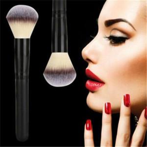 Make Up Brush High Quality Wooden Handle Makeup Brushes Nylon Foundation Eyeshadow Brush Cosmetics Pinceis Hot Sale