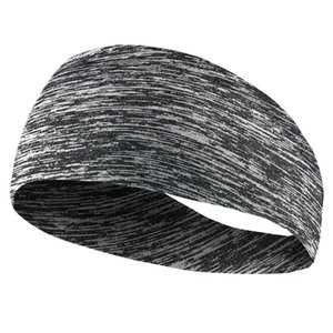 Unisex Exercise Sweatband Head Band Stretch Sweat Headband Sport Yoga Band Unisex Exercise Casual Styles Half Off jllFYs