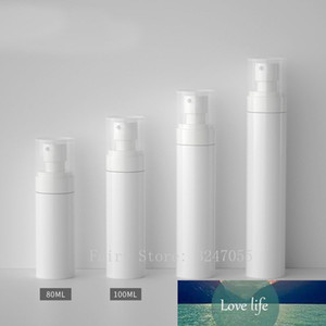 80ml100ml120ml150ml 20pcs lot Emtpy White Cosmetic Lotion Pump Bottle,DIY Travel Storage Container,Portable High Quality Package