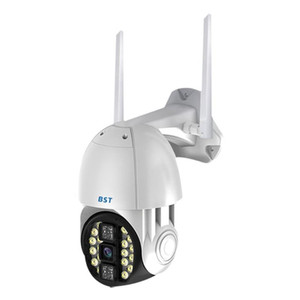 1080P PTZ IP Camera Wifi Outdoor Dome Wireless Wifi Security Camera Network CCTV Surveillance