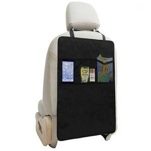 Bolsa de almacenamiento de coches negro asiento bolsa de colgando almohadilla protectora Anti patking Pad Anti sucio ABRASION1