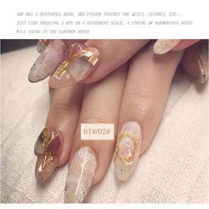 1box Irregular Stone Crystals Glass Nail Art Manicure Nail Tip Decoration 3d Nails Art Diamonds Supplies Jewelry Accessories sqcTXi