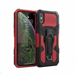 Pocket Clip Shockurection Case для iPhone XR Soft TPU PC Phone Cover для iPhone 11 11PRO 11PRO MAX X XS MAX 7/8 7 8PLUS 6 6PLUS