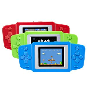 """High Quality Mini 8 Bit 2.5"""" Inch Handheld Game Console Game Players Portable Video Game Retro boy Toy Birthday Gifts 268 Classi Q0104"""