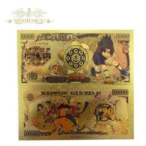 محفظة 5pcs الكثير 2020 اليابان جديد منتديات البنكنوت ناروتو البنكنوت الين البنكنوت المال للمجموعة محفظة 5pcs الكثير 2020 wmtuSN mywjqq