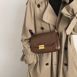 2020 Brand Women's Canvas Handbag High Quality Female Shoulder Bag Vintage Solid Multi-pocket Fashion Ladies Totes Female