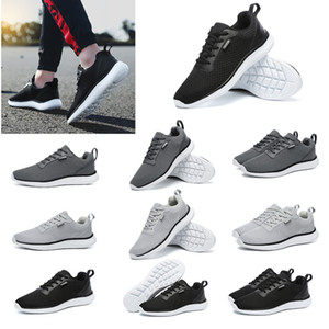 brown 2020 NEWEST type3 flame gray gold red black lace soft cushion young MEN boy Running Shoes low cut Designer trainers Sports Sneaker
