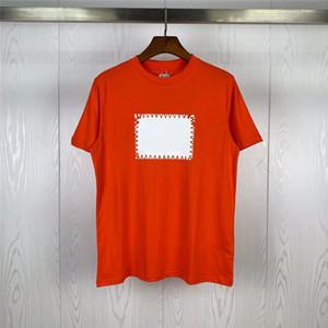 2020 Novos designers camisetas Mens CP Camiseta Polo Camisa Camisas CP CP CP CAMISTS Luxurys Tees Tops