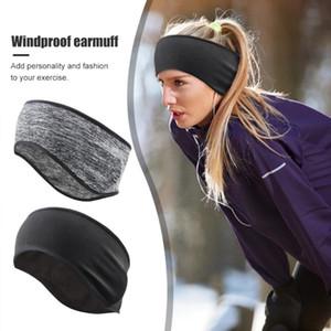 Winter Worm Ear Warmers Unisex Sport Cycling Headbands Earmuffs Men Women Bicycle Fitness Yoga Running Skiing Headwear Head Band