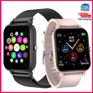 Bluetooth Call Smart Watch Men Full Touch Screen Blood Pressure Smartwatch Women Heart Rate Monitor Fitness Tracker Sport Watch