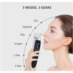 Mini Handheld Electric Facial Vacuum Suction Rechargeable Pore Cleaner Face Cleansing Blackhead Removal Acne Extractor F sqcWHo