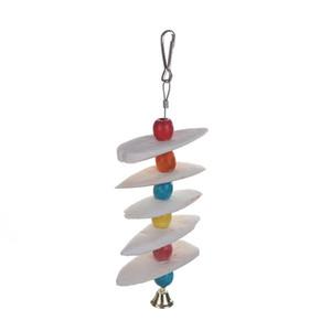Pájaros Mascotas Suministros Parrot Boca Propósito Especial Suplemento de Calcio Suplemento de Cuerda Suntlefish Huesos Toys Productos Cuerda de alta calidad 13 5SZ M2