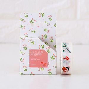 2016 m8M Decoration Series Washi Tape Diy Decoration Scrapbooking Planner Masking Tape Adhesive Tape Label Sticker Stationery h