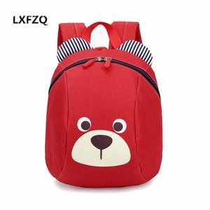 LXFZQ Mochila Infantil Милая анти-потерянная детская школьная сумка рюкзак для детей детские сумки