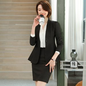 Donne rosse Autunno Inverno New Fashion Manager Professionale Dress Temperament Dea Annual Meeting Host Suit