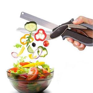 Gemüseschere Utility Cutter Messer Edelstahl Cutter Chef Küchenmesser Outdoor Kochmesser Küchenzubehör Meer GWC4568