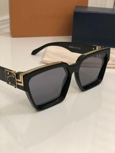 RTSHSRTJ Cadre Hommes Designersunglasses Lunettes de soleil de luxe Songêtes de luxe pour hommes Verres ADUMBRAL UV400 Couleurs de marque de haute qualité avec boîte