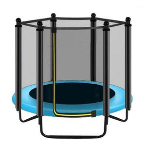 Indoor Outdoor Trampoline Safety Net UV-Resistant Garden Trampoline Replacement Net For 3.97ft 4.59ft 4.92ft 6 Poles Trampolines1