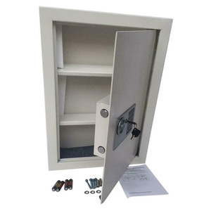 New High Quality Flat Electronic Wall Hidden Safe Large Jewelry Security Safe US