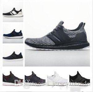 2019 Yeni Yüksek Kalite Ultraboost 4 .0 Koşu Ayakkabıları Erkekler Kadınlar Ultra 3 .0 4 .0 III Primek, Beyaz Siyah Spor Sneaker 36 -45 Çalıştırır