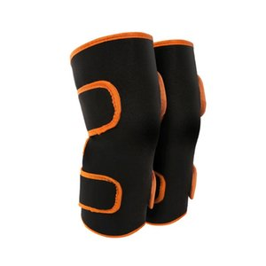 1 Pair Knee Braces Moxibustion Multifunctional Hand Control Warm Knee Sleeve Protector Support for Walking
