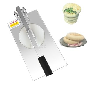 2021 Gainbalual Acier inoxydable Dough Machine Machine Pâte à rouleaux de presse pour la fabrication d'outils à la main de la pâte à pizza