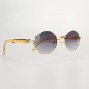 Carter Luxury Trendy Shades Donne EyeGlasses Retro Occhiali da sole Clear Bifocal Bifocal Glasses Bifocal Glasses Mens Moda Round Reading RRQSI
