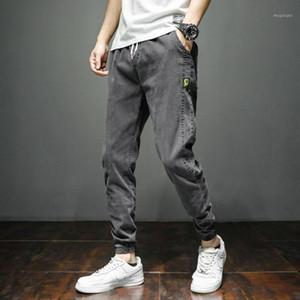 Brother Wang Marca 2020 Nuevos Hombres Jeans Elásticos Moda Jeans Slim Pantalones Casuales Pantalones Jean Male1