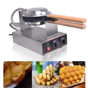 Хлебные производители яичный слойчатый станок HK стиль Eggette Waffle Maker; яичный железо; пузырьковая вафельная машина; электрический eggettes Maker