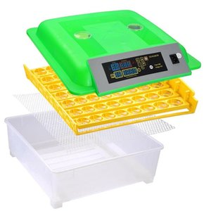New 56 Egg Incubator Digital Hatcher Turning Automatic Temperature Control